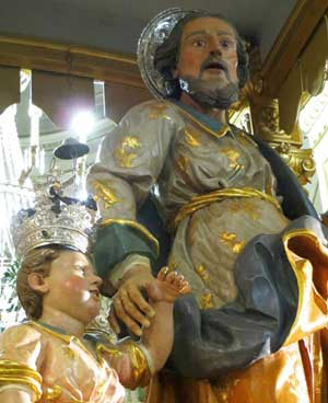 Feast of the Patriarch Saint Joseph in Mascalucia